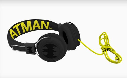 Headphone Batman