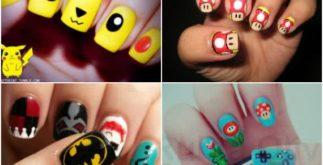 Game on – As divertidas unhas geek